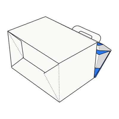 Gable Box Auto Bottom