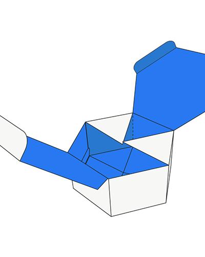 Hexagon Boxes