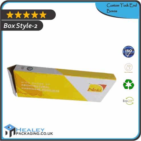 Custom Tuck End Box