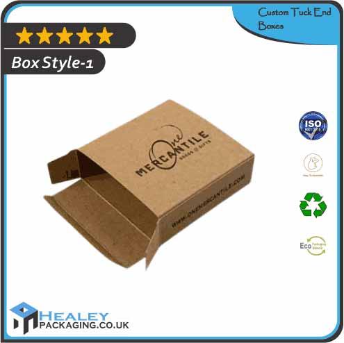 Custom Tuck End Boxes